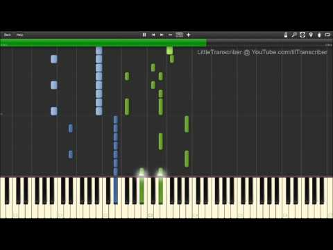 Taylor Swift - I Knew You Were Trouble (Piano Cover) by LittleTranscriber