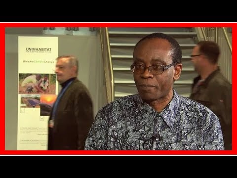 Us Latest News - Nigerian environmental activist: displacement from climate change contribute to th