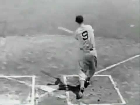 Ted Williams Swing