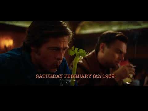 Once Upon a Time in Hollywood (scène du restaurant avec Al Pacino)