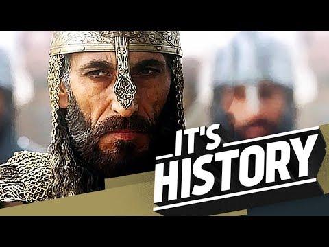 Saladin - sword of Islam - IT'S HISTORY