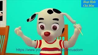 Hoạt hình chó Đốm tập 490