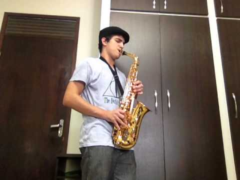 Harry Potter theme - sax cover
