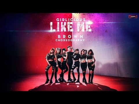 Like Me (Girlicious) - TNT Dance Crew | Brown Choreography