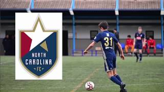 Aaron Messer U17 NCFC Academy Spring Highlights USSDA