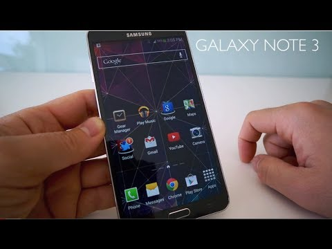 Samsung Galaxy Note 3 Review!