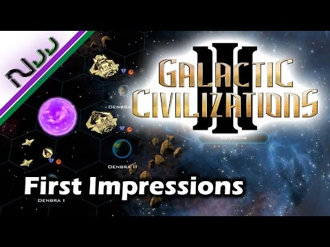Galactic Civilizations 3 - First Impressions - Pretty Sweet Game