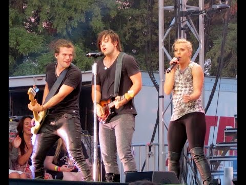 You Lie  The Band Perry  @ Country Summer Festival, Santa Rosa, CA 6615