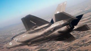 F-35 Tactical Intercept/Air Combat Maneuvering Exercise