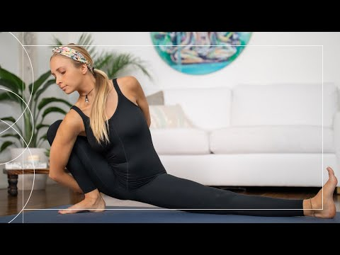 Feel Good Yoga Flow For Necessary YOU TIME | 25 Min Morning Yoga ➤ Day 9