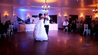 Pa en dogter dans