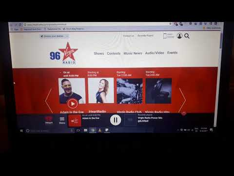 BTS Playing on a Canadian Radio Station!