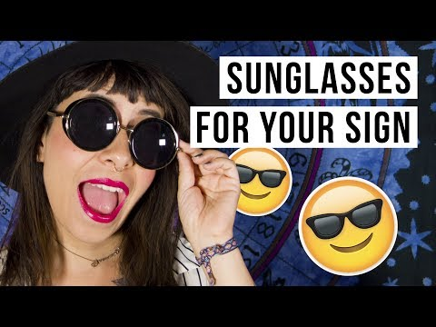 Top 4 Sunglasses Trends the Stars Recommend This Summer // Cosmic Closet | HISSYFIT