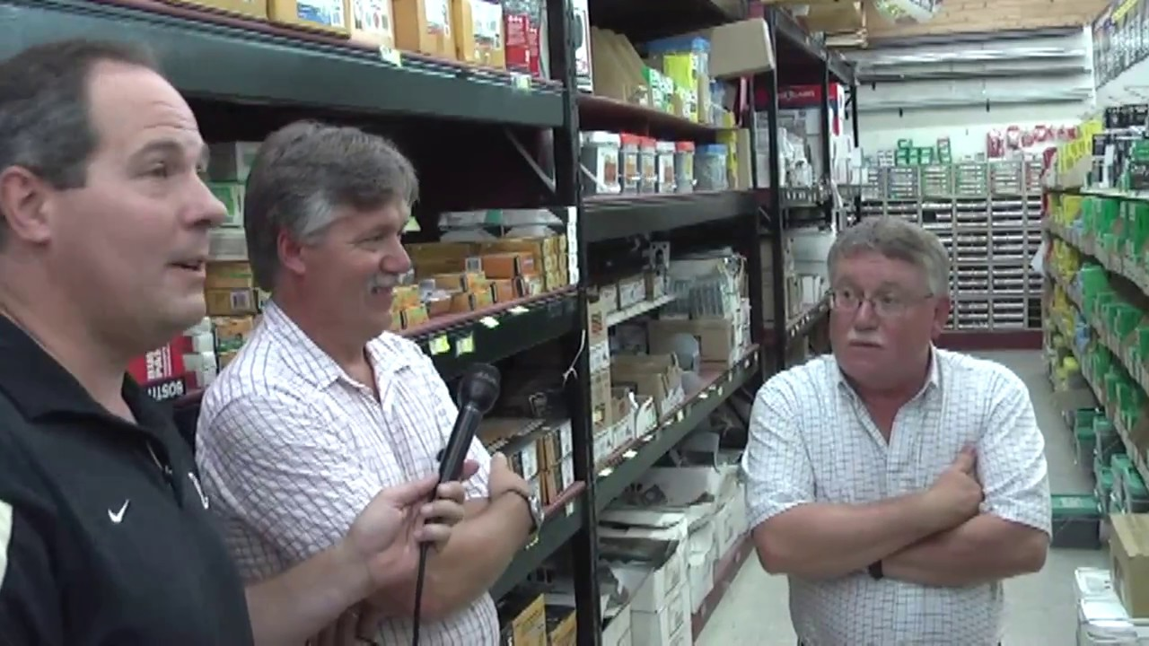 Talking Business - Chazy Hardware  7-17-12