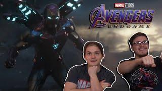 """Marvel Studios' Avengers: Endgame   """"To the End""""   REACTION"""