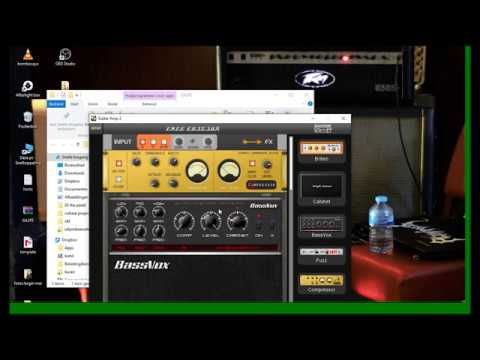 Using Free Guitar FX Software(windows) For Enhancing Your Spirit Box Sessions.