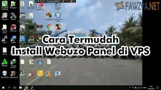 Cara Termudah Install Webuzo di VPS
