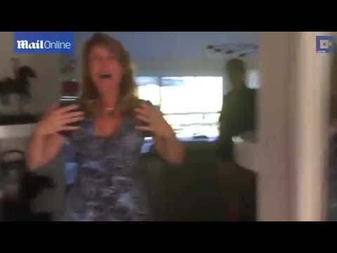 Thumbnail: Nice Birthday Surprise, daughter flies 5,000 miles from England to surprise her mom
