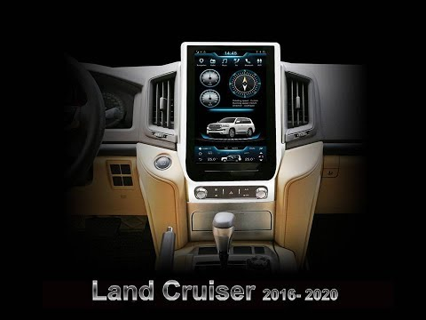 Land Cruiser >> Toyota Land Cruiser 2017 - Experience the Super Audio By Almani - YouTube