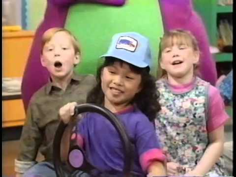 Barney Friends When I Grow Up Season 1 Episode18 Youtube
