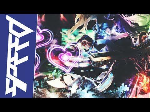 Wallpaper Sona - SpeedArt