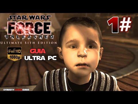 Star Wars El Poder de la Fuerza Prólogo-Guía Holocrones-Modo Lord Sith-Español PC ULTRA