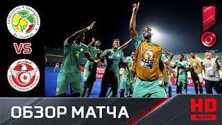 14.07.2019 Сенегал - Тунис - 1:0. Обзор матча