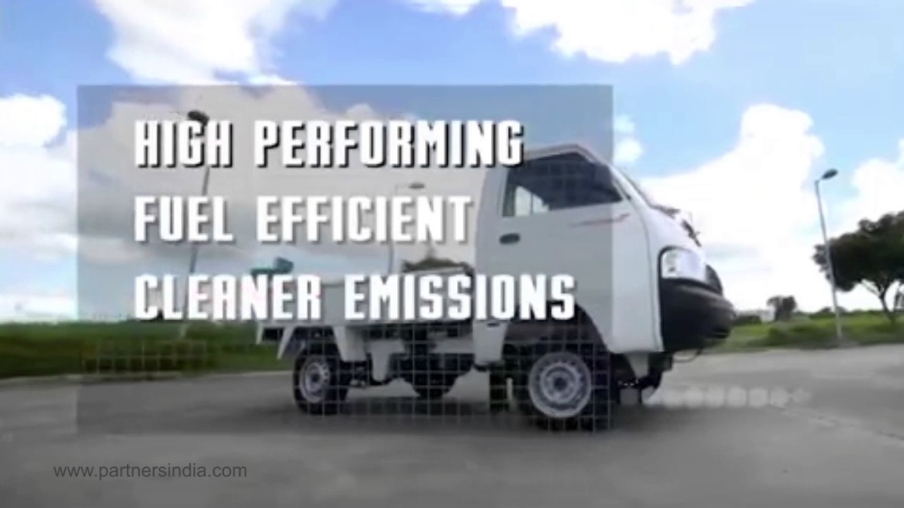 Maruti Suzuki Super Carry Commercial Vehicle Youtube