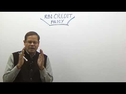 RBI CREDIT POLICY అంటే ఏమిటి?I HOW IT AFFECTS SHARE MARKET?