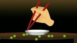 豆箸掴み日本一を目指す スマホアプリ実況プレイ #8