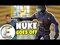 NUKE GOES OFF! - Gmod DarkRP Life (Homeless Guy Looking For Shelter And Free Money Printers)