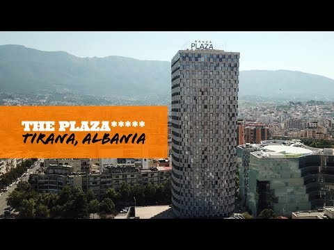 TOP hotel in Tirana? - The Plaza Tirana*****, Albania