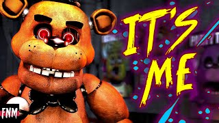 "FNAF SONG ""It's Me"" (ANIMATED)"