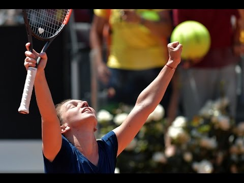 2017 Internazionali BNL d'Italia Quarterfinals | Simona Halep vs Anett Kontaveit | WTA Highlights