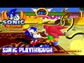 Sonic the Fighters   HD 1080p   Sonic Playthrough
