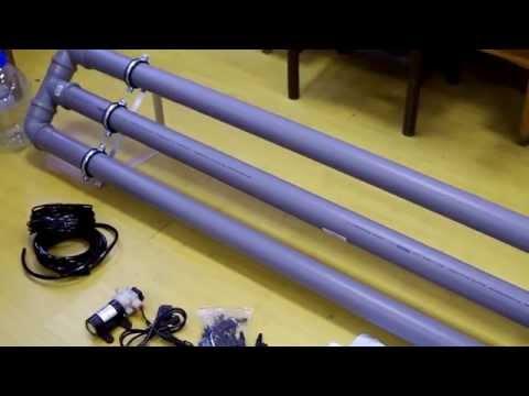 видео: Обзор набора для гидропоники