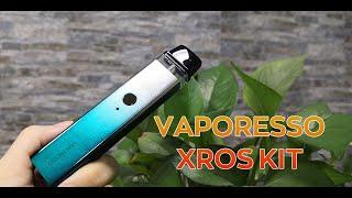 Vaporesso XROS KIT Unboxing