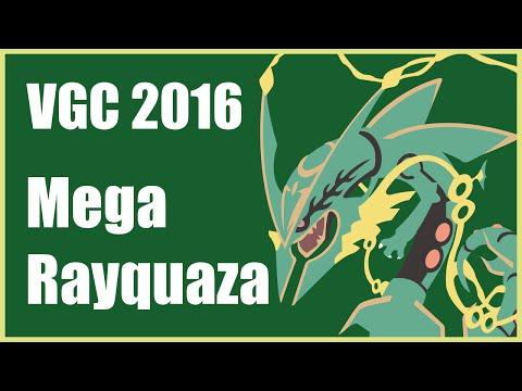 MEGA RAYQUAZA - VGC 2016 Analysis