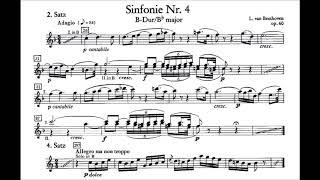 Beethoven Symphony No 4 Corrado Giuffredi, clarinet solo