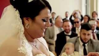 Ausschnitt aus langem Hochzeitsvideo (NRW)  www.echt-media.com