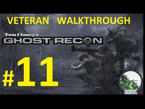 Tom Clancy's Ghost Recon 1: Mission 11 - ''M11 Dream Knife''