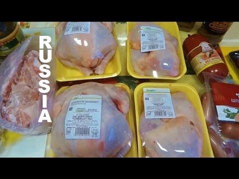 Russian Food Prices After Sanctions