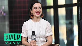 Zoe Lister-Jones' Experience Directing With Her Husband