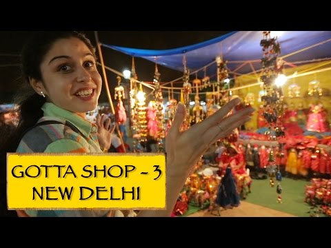 Gotta Shop || Khan Market, Dilli Haat  & More|| Part 3 || New Delhi