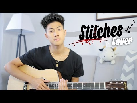 Stitches - Shawn Mendes Jeffrey Chang Cover