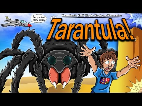 Brandon's Cult Movie Reviews: Tarantula