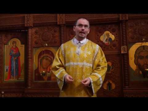 Христианство - это бесконечное богопознание — Сергей Комаров, 13.10.2019 [Нед. 17я по Пятидесятнице]