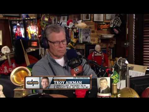 Troy Aikman: Dak has won the job (10/17/16)