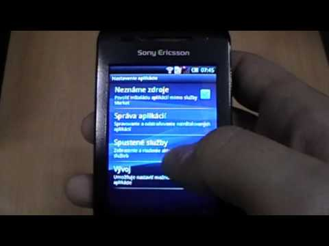 XPERIA X8 - ANDROID 2.3.7 - STOCK KERNEL - FLASH TUTORIAL