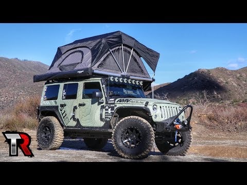 Is this an ALL MISSION VEHICLE? - Overland Jeep Wrangler